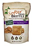 Softer Than Brittle Pecan 2 ounces Pack of 12