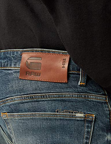 G Jeans 071 Aged Homme Bleu Raw star 8449 medium PrwvP6q