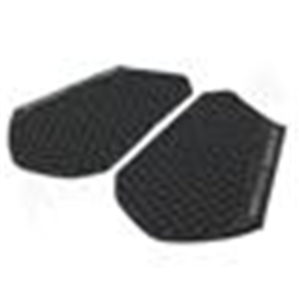 3D Rubber Tank Traction Pad Side Gas Knee Grip Protector for Kawasaki ZX6R 2009-2012