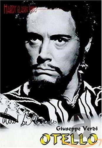 DVD : Athos Cesarini - Otello (DVD)