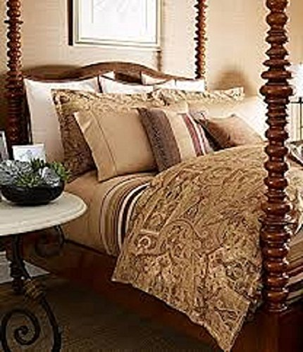 Ralph Lauren Collection Bellosguardo Queen Comforter - Ralph Lauren Bedding Collections