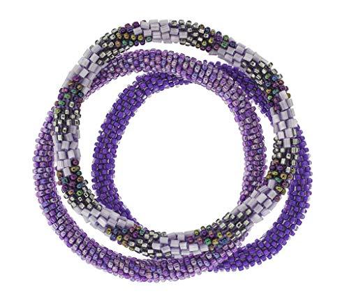 Aid Through Trade Roll-On Bracelets - Majesty