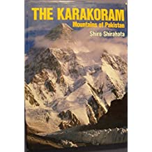 The Karakoram Mountains of Pakistan