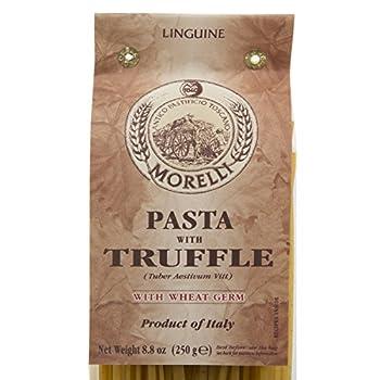Morelli Italian Pasta Truffle Linguine With Wheat Germ - Linguine Tartufo, 8.8oz (Pack Of 2) 2