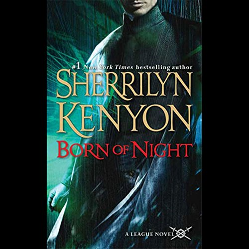 Bargain Audio Book - Born of Night  A League Novel