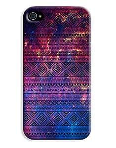 Dark Aztec Nebula Case for your iPhone 4/4s