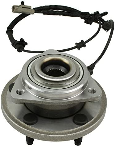 One Bearing Included with Two Years Warranty Note: 4WD, RWD 2006 fits Jeep Commander Front Wheel Bearing and Hub Assembly