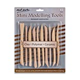 Mont Marte Mini Modelling Tools Boxwood 10pce