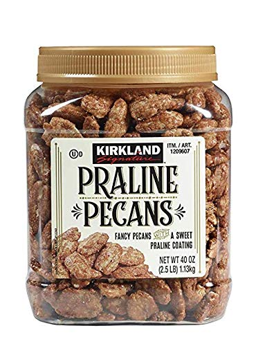 Kirkland Praline Pecans 2 5lb