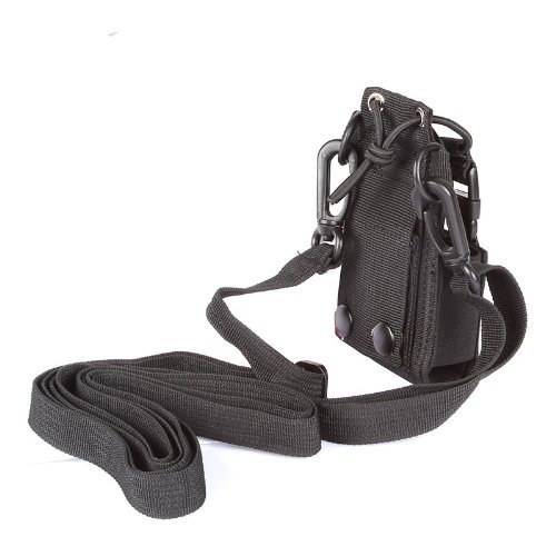 RioRand MSC-20C Nylon Radio Case Holder for Kenwood/Yaesu/Icom MotorolaGP338+/344/328/ Baofeng BF-666S/777S/888S