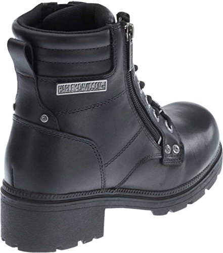 Harley Boots. Harley-Davidson Women's Inman Mills Motorcycle Boot