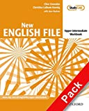 New english file : Upper intermediate workbook (1Cédérom)