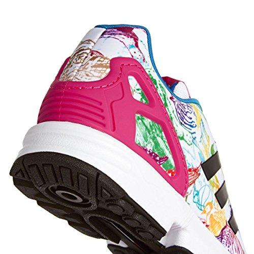 ZX Unisex Flux Multicolor adidas Scarpe xw7zqn1t