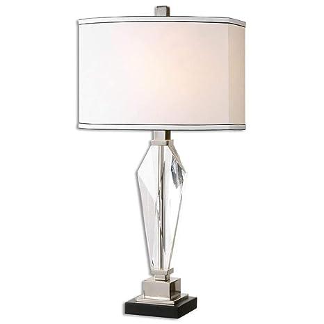 Uttermost Altavilla Crystal Table Lamp Model 26601 1