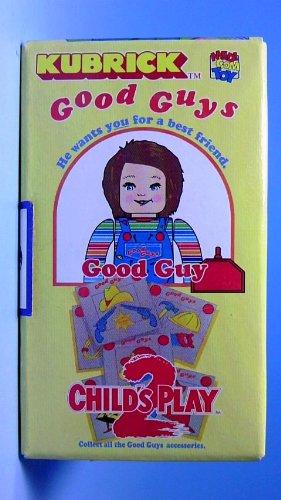 キューブリック チャイルドプレイ2 チャッキー Good Guyの商品画像