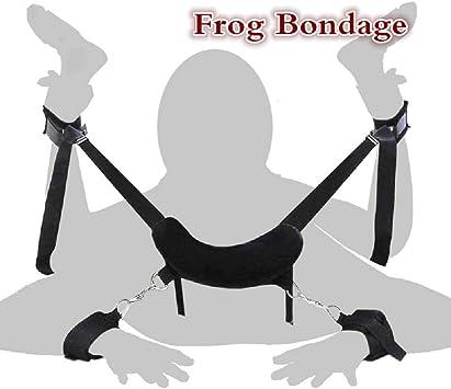 Edonsor Adjustable Sturdy Straps Nylon Cuffs Binding Ropes