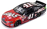 Autographed Kurt Busch 2017 Haas NASCAR Diecast 1:24 Includes Certificate of Authenticity