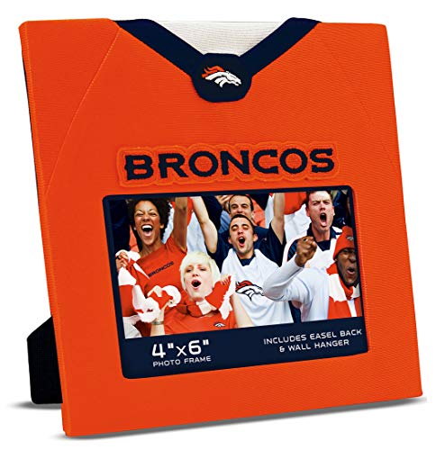 MasterPieces NFL Denver Broncos Uniform Photo Picture Frame