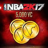 NBA 2K17: 5,000 VC - PS4 [Digital Code]