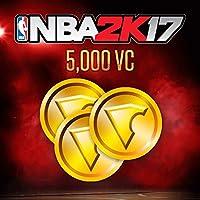 NBA 2K17: 5,000 VC Full Price - PS3 [Digital Code]
