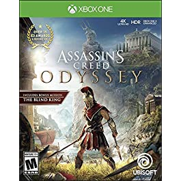 Assassin's Creed Odyssey Standard Edition – Xbox One