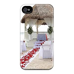 OjvmUYQ204QoMVR Case Cover Protector For Iphone 4/4s Bridal Aisle Case