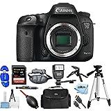 Canon EOS 7D Mark II Digital SLR Camera (Body Only) [International Version] (Pro Bundle)
