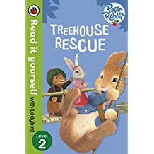 Read It Yourself with Ladybird Peter Rabbit Treehouse Rescue