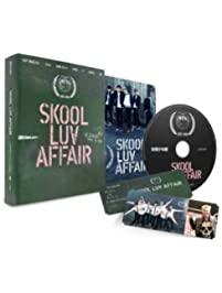Skool Luv Affair Incl. 115-page photobook and one random photocard