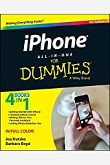 iPhone All-in-One For Dummies (For Dummies Series) Paperback