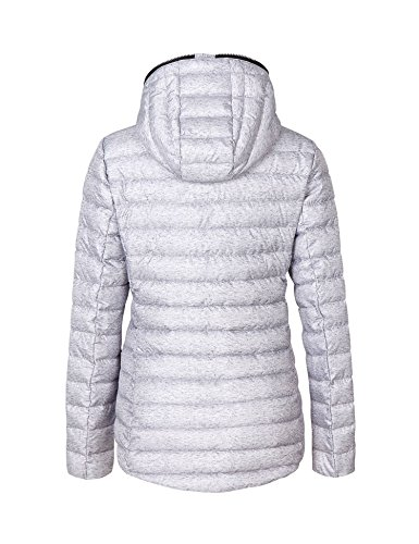 Bellivera Quilted Lightweight Jacket Women,Puffer Loose Coat Cotton Filling for Spring and Fall