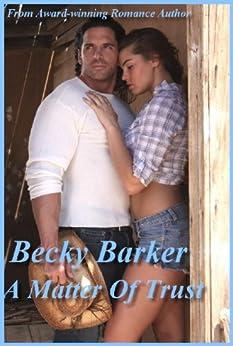 A Matter Of Trust by [Barker, Becky]