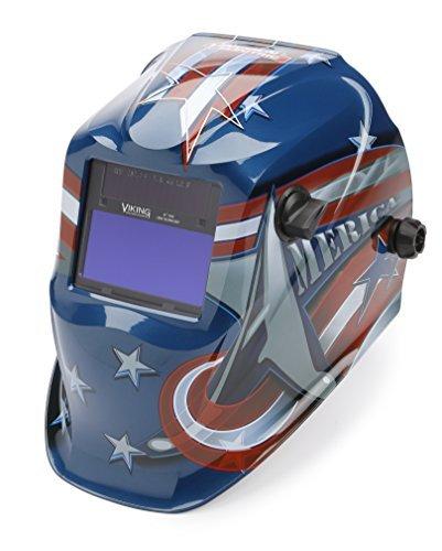 Lincoln Electric VIKING 1840 All American Welding Helmet ...