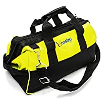 Multi Purpose Tool Bag Carrying Case with Adjustable Shoulder Strap