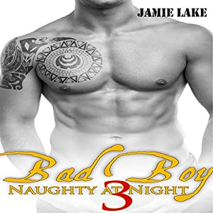 Bad Boy: Naughty at Night 3 Audiobook