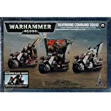 Warhammer 40,000 Dark Angels Ravenwing Command Squad / Ravenwing Black Knights (2013, 3 figures)