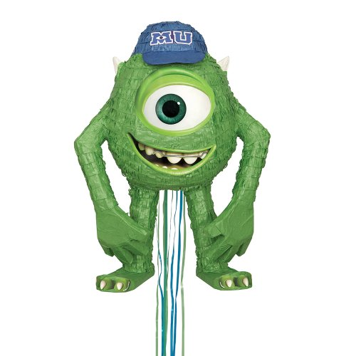 Monsters University Pinata, Pull String