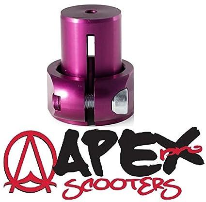 Apex Mono brazo abrazadera Patinete HIC Kit Compression Lila ...