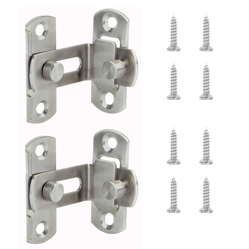 The Hillman Group The Hillman Group 852401 3//4 x 2-3//4 Solid Brass Decorative Mini Hasp Antique Brass Finish 1-Pack
