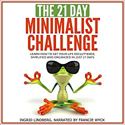 The 21-Day Minimalism Challenge