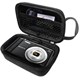 FitSand Hard Case for Sony DSCW800 DSCW830 DSCW810 MP Digital Camera Travel Zipper Carry EVA Best Protection Box