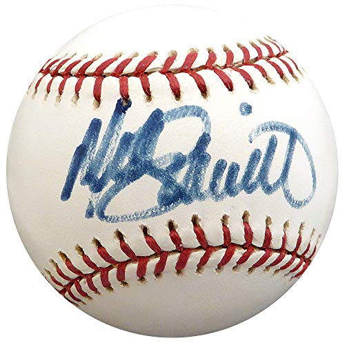 (Mike Schmidt Autographed Signed Memorabilia Official MLB Baseball Philadelphia Phillies SGC #Ab04702 - Certified Authentic)