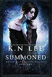 Summoned (Grand Elite Caster Trilogy Book 2)