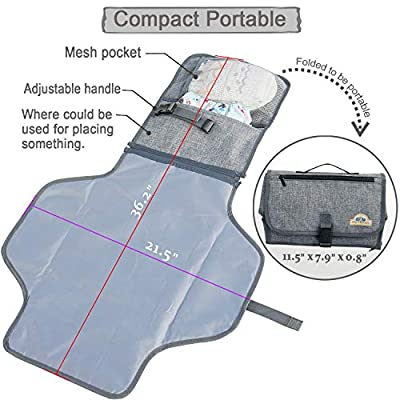 BlueSnail Portable Chaning Pad