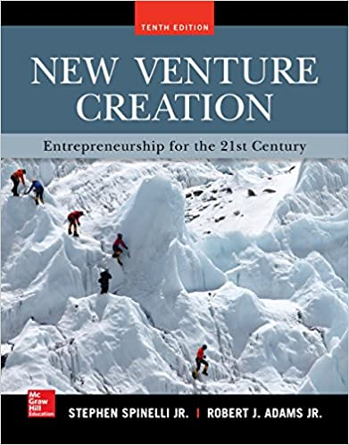 New Venture Creation Entrepreneurship For The 21st Century Pdf