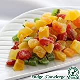 ドライフルーツ フルーツミックス(1kg 袋) フルーツキューブ6種類 パイン キーウイ イチゴ メロン パパイヤ マンゴー