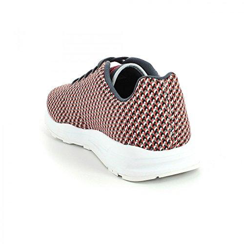 LCS Coq Le Uomo grigio Sneaker Jacquard Sportif Geo R950 pE6xgdwz6q
