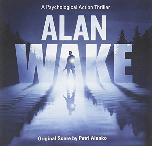 Price comparison product image Alan Wake [Original Video Game Soundtrack]