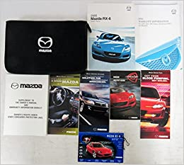 2005 mazda rx8 owners manual