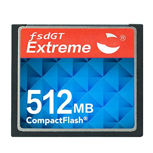 - JUZHUO 512MB CompactFlash Memory Card High Speed 133X for Nikon D70 Digital Camera Memory Card